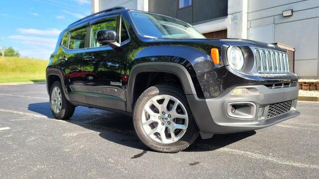 2017 Jeep Renegade Latitude Georgetown KY