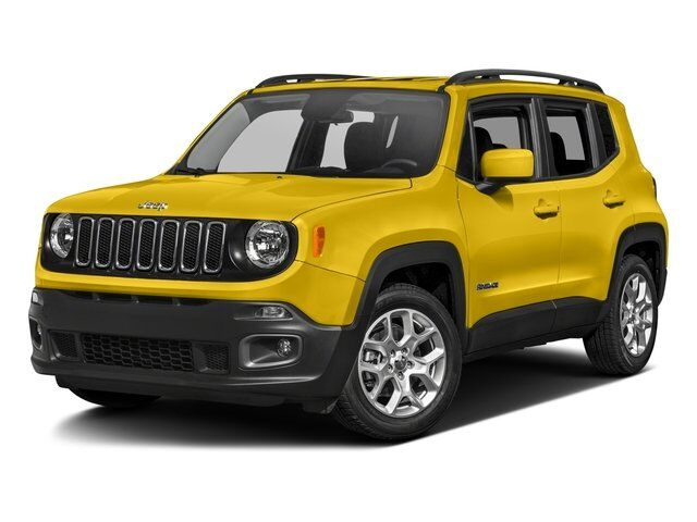 2017 Jeep Renegade Latitude Green Bay WI