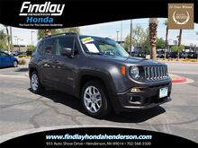 2017_Jeep_Renegade_Latitude_ Henderson NV