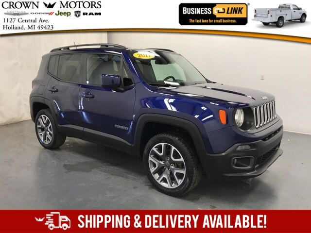 2017 Jeep Renegade Latitude Holland MI