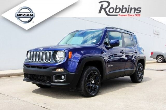 2017 Jeep Renegade Latitude Houston TX