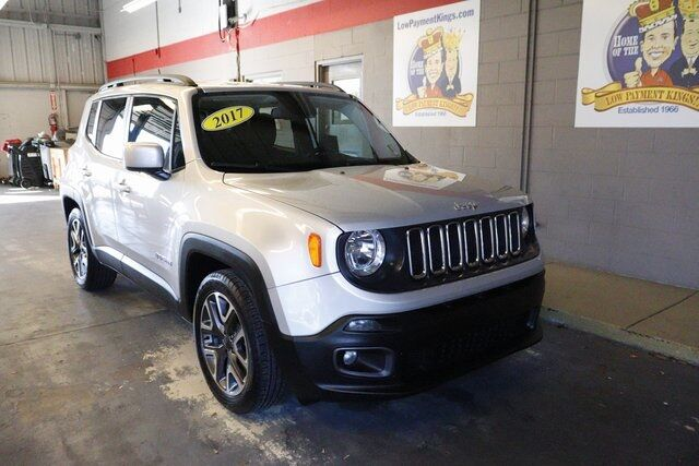 2017 Jeep Renegade Latitude Lake Wales FL