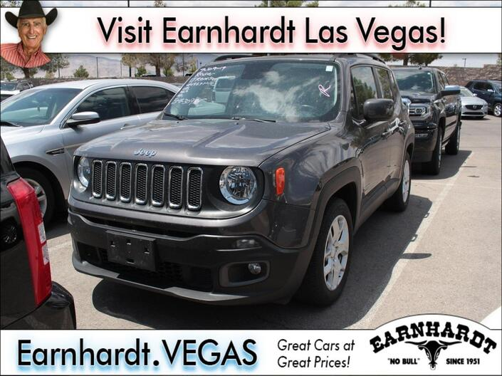 2017 Jeep Renegade Latitude Las Vegas NV