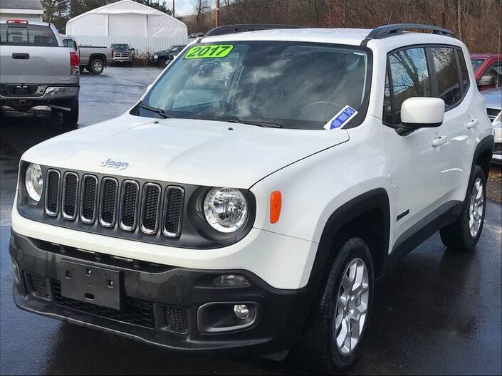 2017 Jeep Renegade Latitude Rock City NY