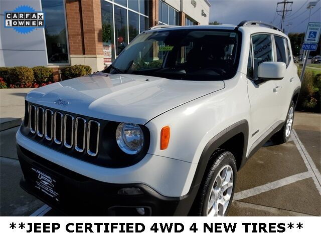 2017 Jeep Renegade Latitude Mayfield Village OH