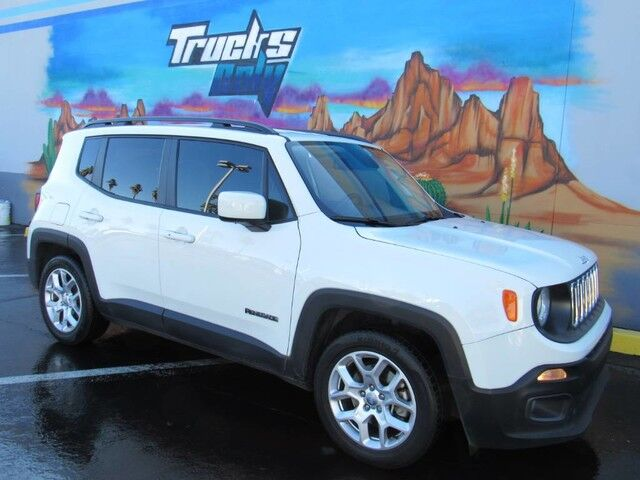 2017 Jeep Renegade Latitude Mesa AZ