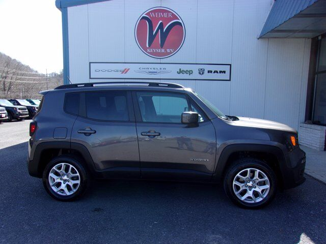 2017 Jeep Renegade Latitude Morgantown WV