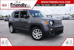 2017_Jeep_Renegade_Latitude_ New Port Richey FL