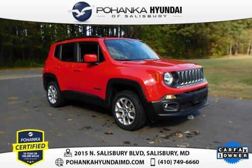 2017_Jeep_Renegade_Latitude **ONE OWNER**MUST SEE**_ Salisbury MD