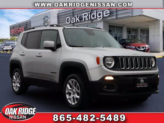 2017 Jeep Renegade Latitude Oak Ridge TN