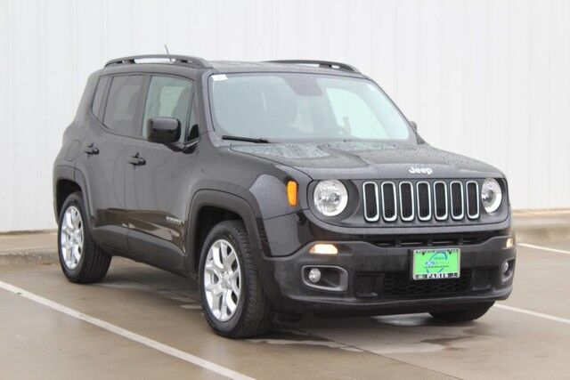 2017 Jeep Renegade Latitude Paris TX