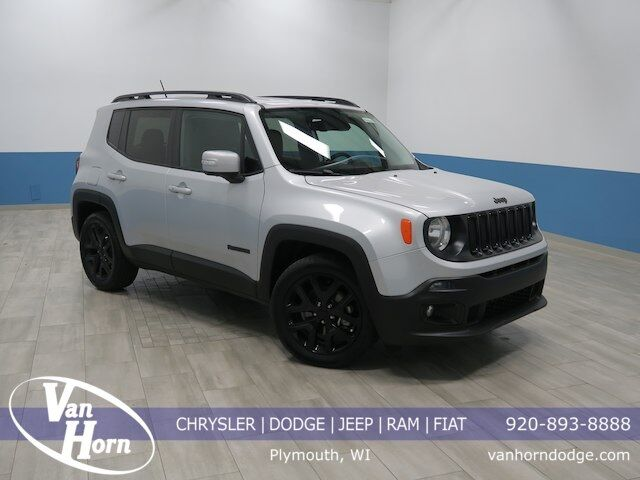 2017 Jeep Renegade Latitude Plymouth WI