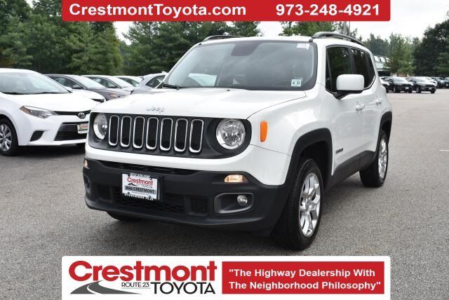 2017 Jeep Renegade Latitude Pompton Plains NJ