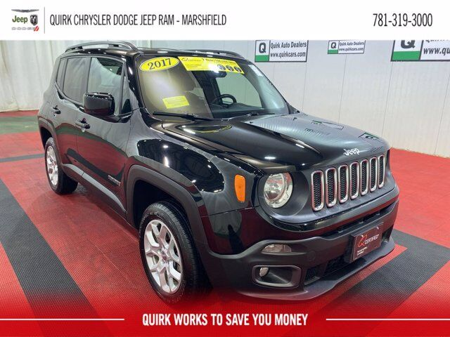 2017 Jeep Renegade Latitude Marshfield MA