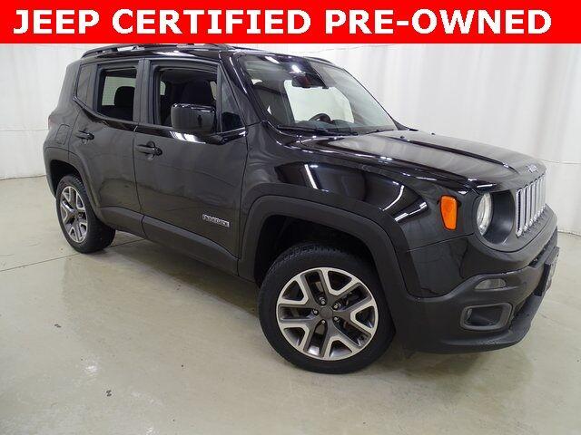 2017 Jeep Renegade Latitude Raleigh NC