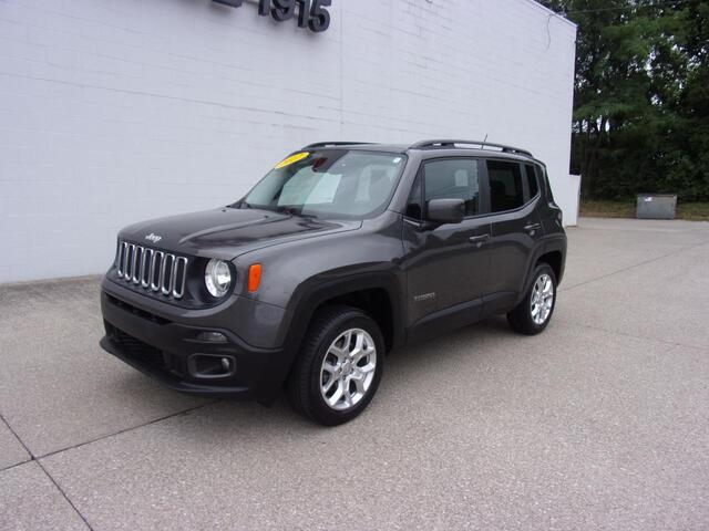 2017 Jeep Renegade Latitude Richmond KY