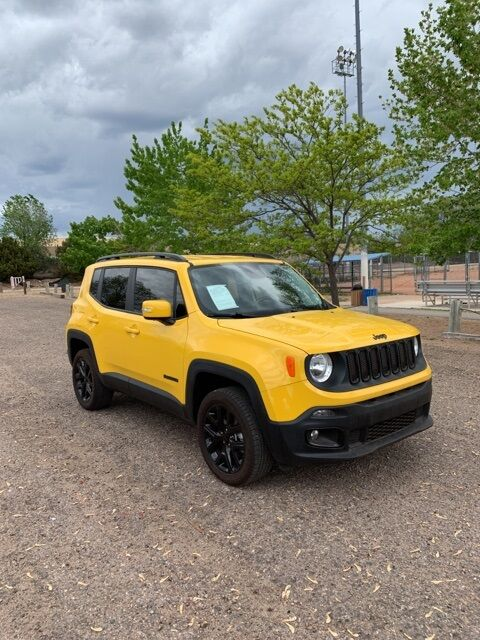 2017_Jeep_Renegade_Latitude_ Santa Fe NM