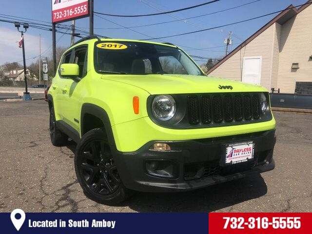 2017 Jeep Renegade Latitude South Amboy NJ