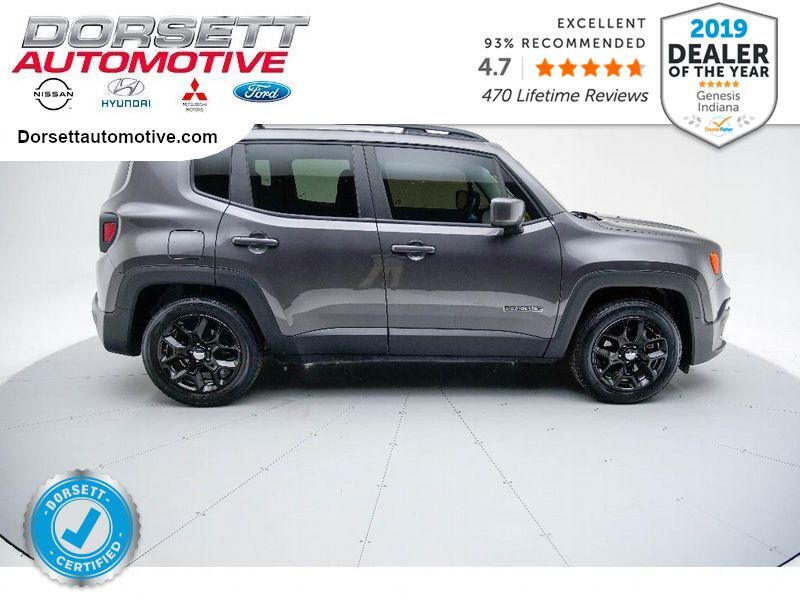 2017 Jeep Renegade Latitude Terre Haute IN