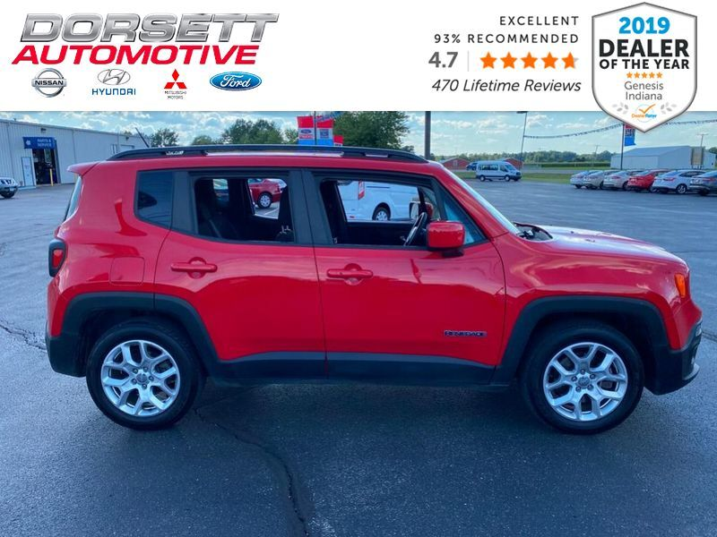 2017 Jeep Renegade Latitude Marshall IL