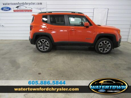 2017 Jeep Renegade Latitude Watertown SD