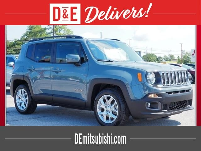 2017_Jeep_Renegade_Latitude_ Wilmington NC