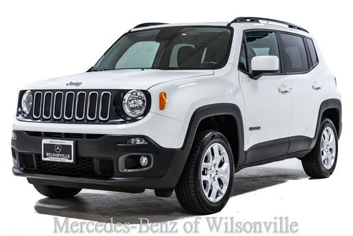 2017 Jeep Renegade Latitude Portland OR