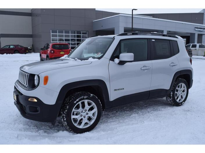 2017 Jeep Renegade Latitude Bozeman MT