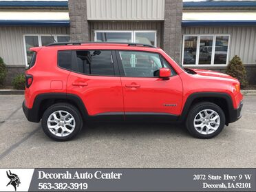 2017_Jeep_Renegade_Latitude_ Decorah IA