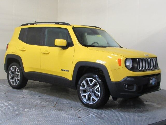 2017 Jeep Renegade Latitude Mansfield OH