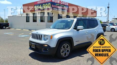 2017 Jeep Renegade Limited Laredo TX