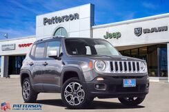2017_Jeep_Renegade_Limited_ Wichita Falls TX