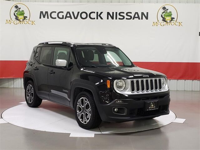 2017 Jeep Renegade Limited Rockwall TX