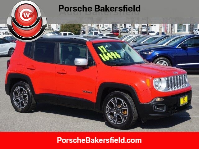 2017 Jeep Renegade Limited Bakersfield CA