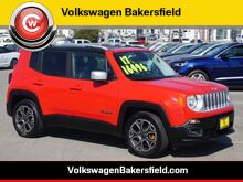 2017_Jeep_Renegade_Limited_ Bakersfield CA
