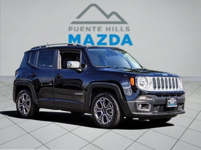 2017 Jeep Renegade Limited City of Industry CA