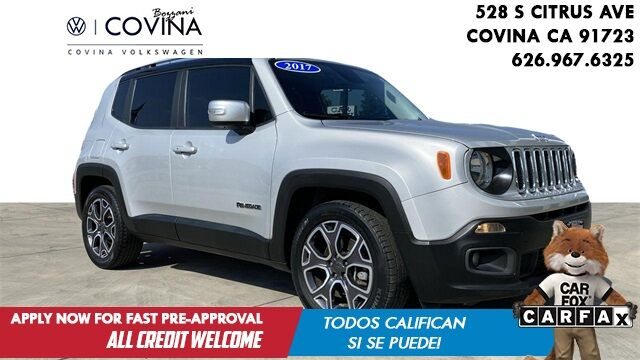 2017 Jeep Renegade Limited Covina CA