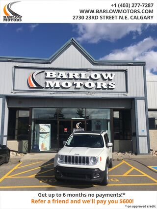 2017_Jeep_Renegade_Limited FULLY EQUIPPED_ Calgary AB