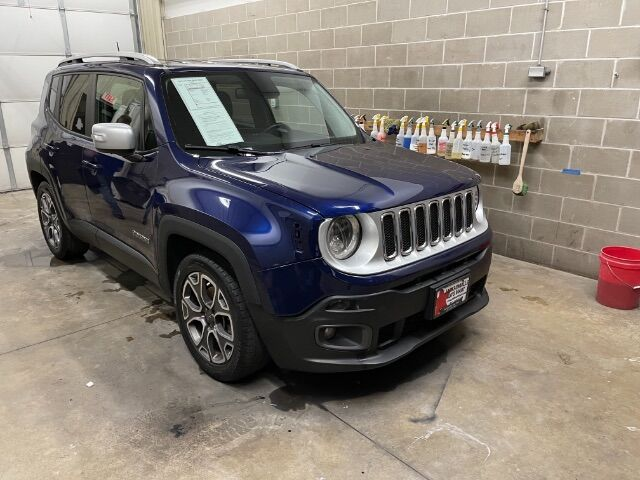 2017 Jeep Renegade Limited FWD Jacksonville IL