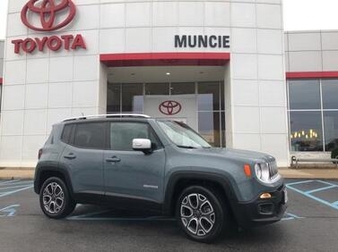2017_Jeep_Renegade_Limited FWD_ Muncie IN