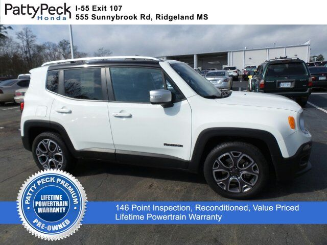 2017 Jeep Renegade Limited FWD Jackson MS