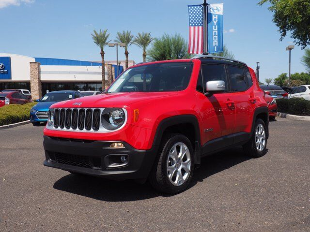 2017 Jeep Renegade Limited Gilbert AZ