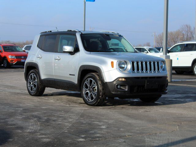 2017 Jeep Renegade Limited Green Bay WI
