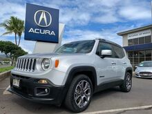 2017_Jeep_Renegade_Limited_ Kahului HI
