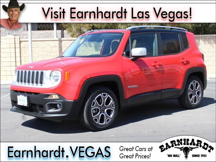 2017 Jeep Renegade Limited Las Vegas NV