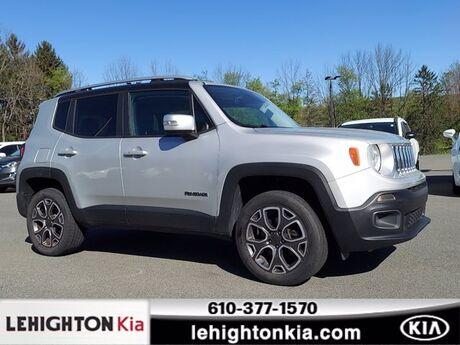 2017 Jeep Renegade Limited Lehighton PA