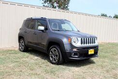 2017_Jeep_Renegade_Limited_ Mineola TX