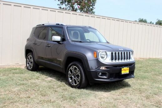 2017 Jeep Renegade Limited Mineola TX