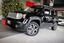 2017 Jeep Renegade Limited Navigation Tow Hitch SKY Sunroof 1 Owner