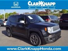 2017_Jeep_Renegade_Limited_ Pharr TX